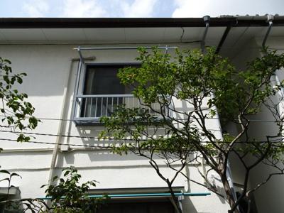 マンション太田 ベランダからの眺望