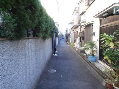 マンション太田 物件前 閑静な住宅街で静かな環境です