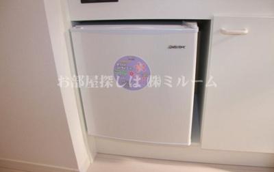 冷蔵庫は使わない場合食器棚等にお使い下さい