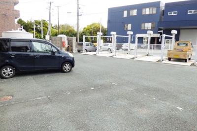 【駐車場】ビューハイツクラタ
