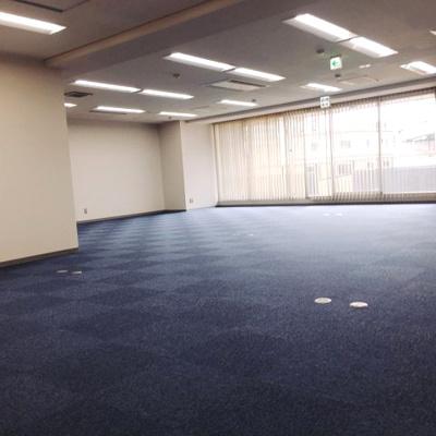 【内装】堺東から10分!13.98坪 店舗事務所! 堺インター目の前!角地ビル!