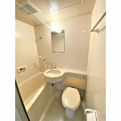 【浴室】朝日プラザ名古屋ターミナルスクエア