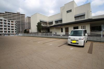 【駐車場】D-room笹丘(ディールームササオカ)