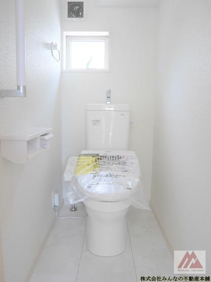 【トイレ】小郡市寺福童第9 2号棟 一建設株式会社