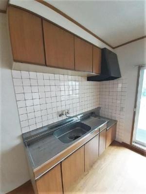 【キッチン】サンレジデンス火の山