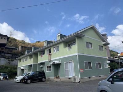 【外観】サンレジデンス火の山