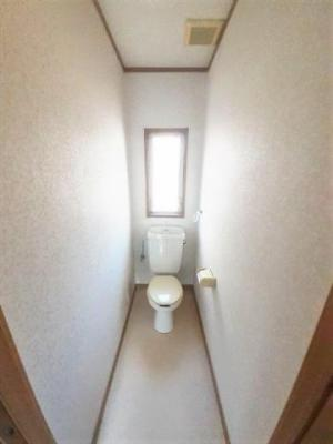 【トイレ】サンレジデンス火の山