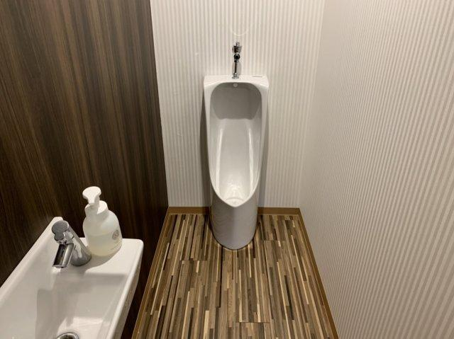 【トイレ】名護市喜瀬中古戸建て