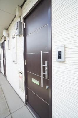 【玄関】ソレイユ海神