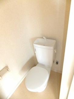 【トイレ】コーポ弥生Ⅱ