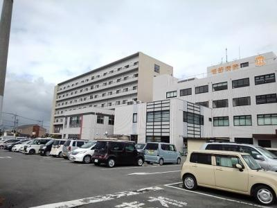 姫野病院まで350m
