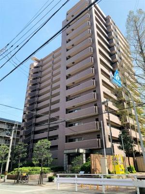 【外観】コスモ福島鷺洲パークビュー