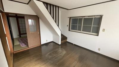 3階の洋室です。屋根裏部屋へ上がれます。