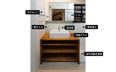 【リノベ施工例】材料費、工事費コミ価格総額392,400円(税別)〜(価格に含みません)