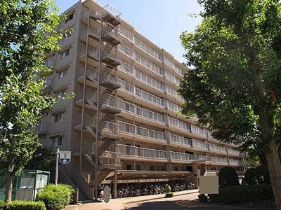 【外観】志木ニュータウン南の森弐番街9号棟