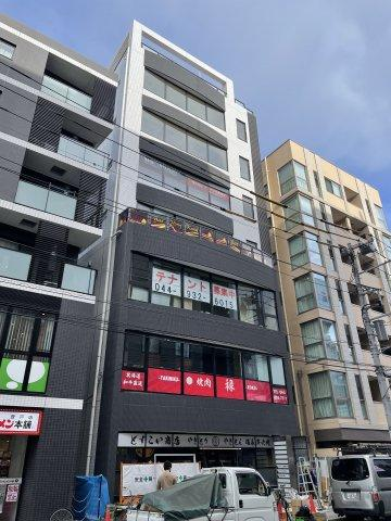 ※外観パース※小田急線「登戸」駅前の好立地!2021年10月完成予定の新築7階建てテナントビルです♪