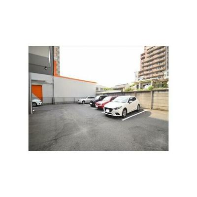 【駐車場】P-SQUARE Shumoku