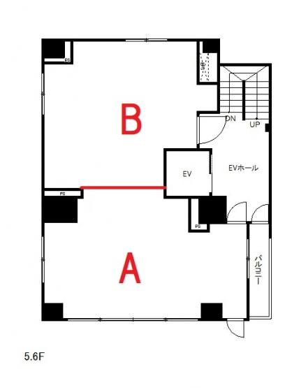 事務所・物販・サービス業向けの43m2のテナントスペースです♪オシャレでこだわりのある空間にしたい方にオススメなスタジオタイプで、レイアウト自由自在です!