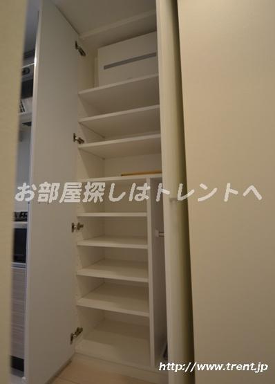 【玄関】アイル新宿