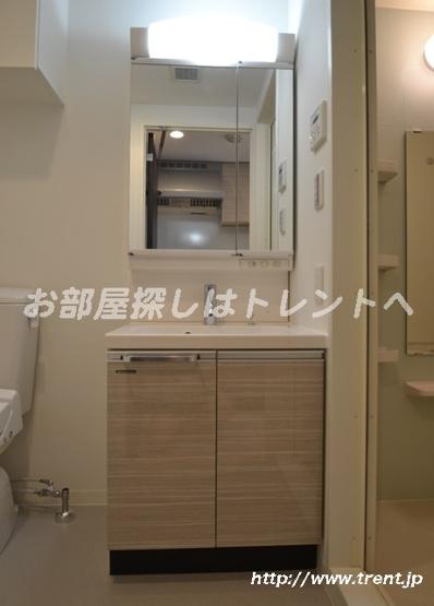 【独立洗面台】アイル新宿