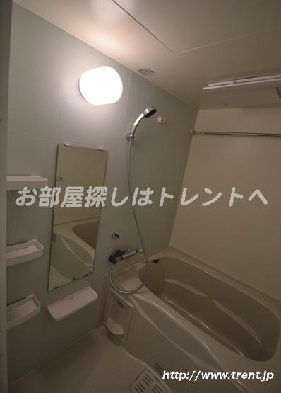 【浴室】アイル新宿