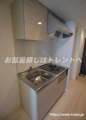【キッチン】アイル新宿