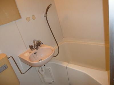 【浴室】ヴィラ新丸子