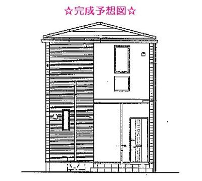 【外観】カーサベルビューⅡ