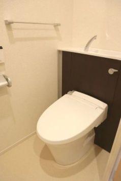 【トイレ】グランデール四谷