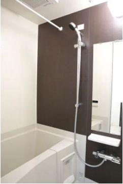 【浴室】グランデール四谷