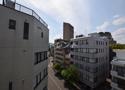 【展望】筑波ハイム