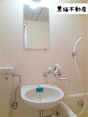 【洗面所】ユース白壁