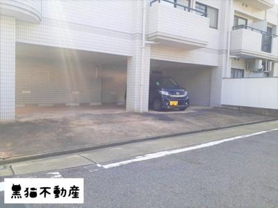 【駐車場】ユース白壁