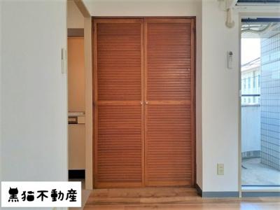 【洋室】ユース白壁