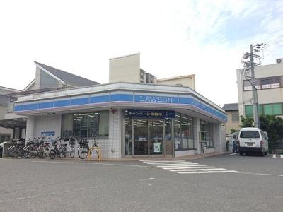 【コンビニ】ローソン徒歩4分(350m)