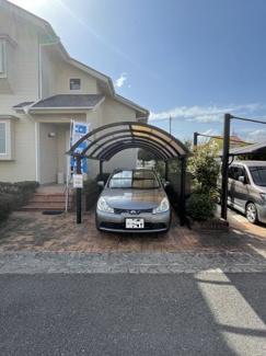【駐車場】茂原市緑ヶ丘 中古一戸建て 外房線茂原駅