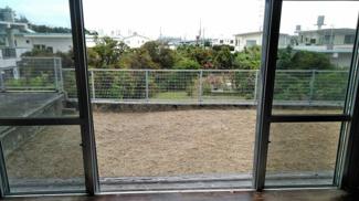 1階12畳和室からの眺め