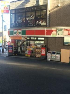サンクス 恵比寿3丁目店(コンビニ)まで101m