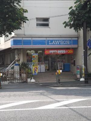ローソン 天現寺店(コンビニ)まで109m