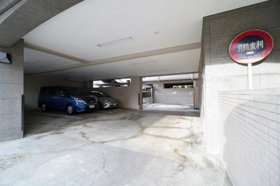 【駐車場】ウィンベルコーラス北与野