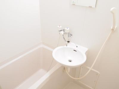 【浴室】乙木ハイツB