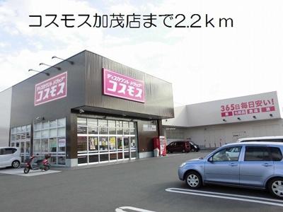 コスモス加茂店まで2200m