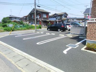 【駐車場】ドルチェ