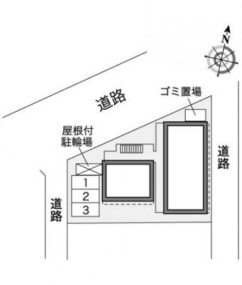 【その他】レオパレスリーフガーデン