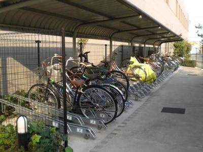 【駐車場】ヴェルタワー下関駅前 2003号