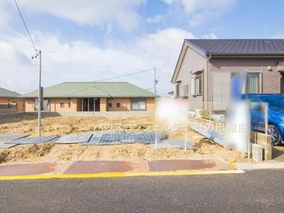 【外観】東郷町兵庫3丁目10-7【仲介料無料】新築一戸建て 1号棟