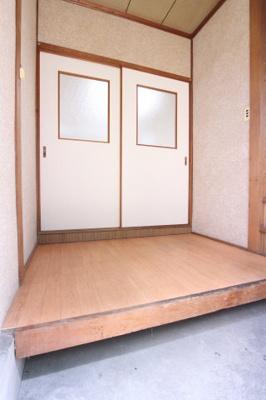 【玄関】東垂水2丁目戸建