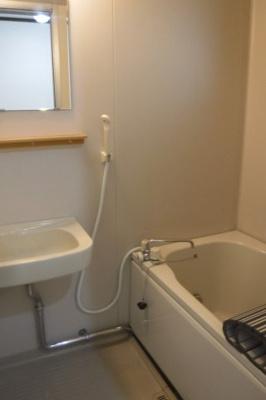 【浴室】霞ハイツ