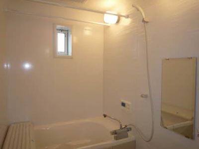 【浴室】グリーンコート上市 A棟