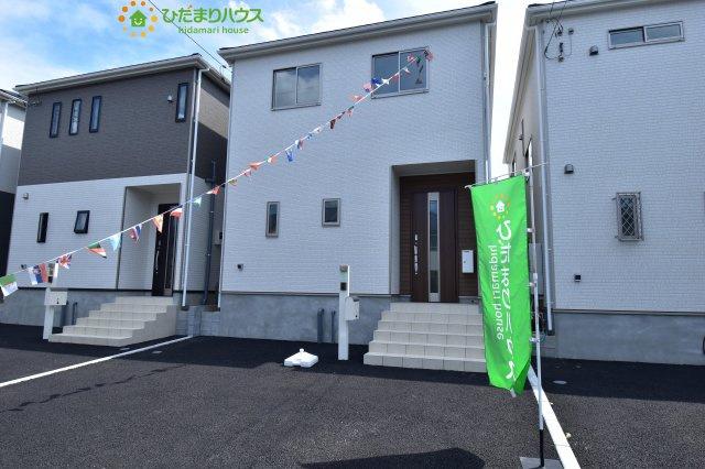 【外観】蓮田市西新宿 第7 新築一戸建て クレイドルガーデン 03